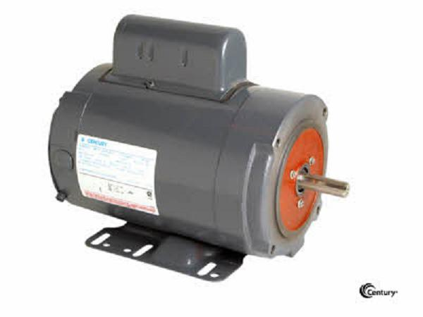B979 2 2 1 2 hp 3450 1725 rpm new ao smith electric motor for 2 hp electric motor 1725 rpm