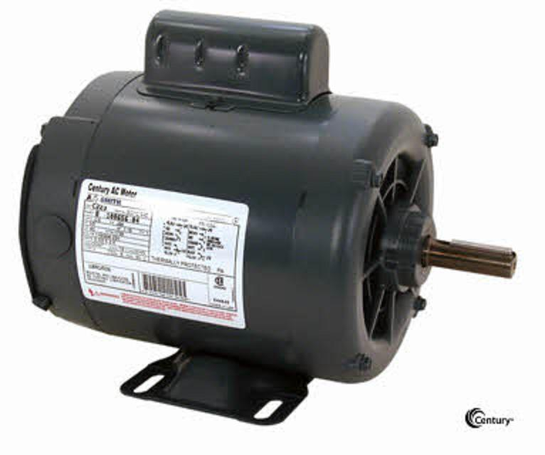 C224 1 3 hp 1725 rpm new ao smith electric motor for 1 hp electric motor 1725 rpm