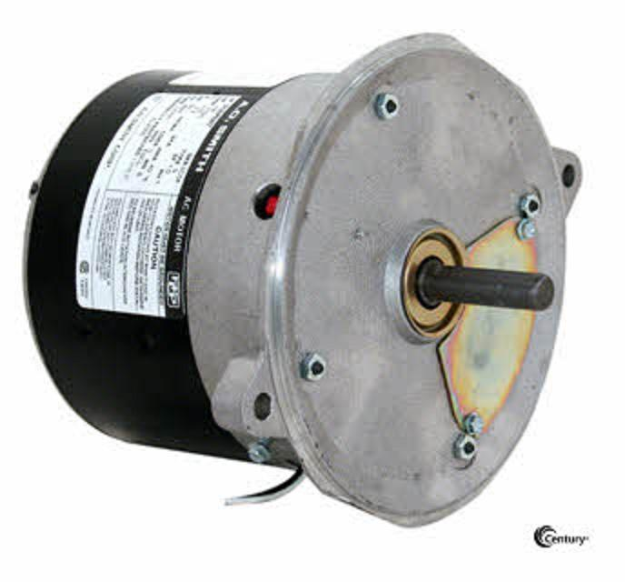 El2005 1 8 hp 1725 rpm new ao smith electric motor for 1 8 hp electric motor