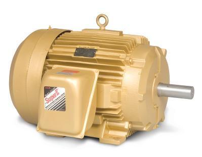Em4308t 40 Hp 1185 Rpm New Baldor Electric Motor