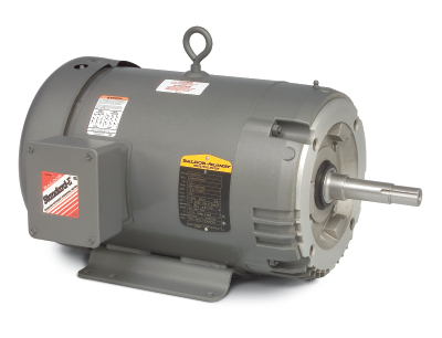 Jmm3710t 7 5 Hp 1755 Rpm New Baldor Electric Motor