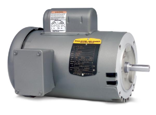 Kl1205a 1 3 Hp 3450 Rpm Baldor Electric Motor