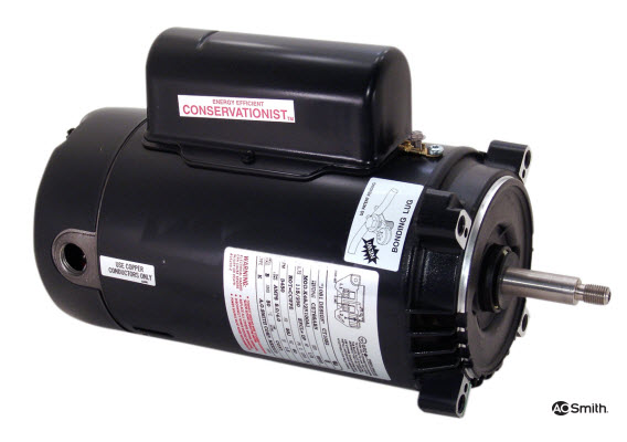 Hayward Super Pump A O Smith Electric Motor St1202