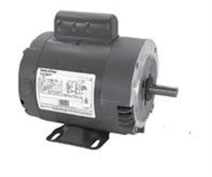 B764 2 hp 3450 rpm new ao smith electric motor for Magnetek motors cross reference